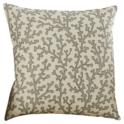 Montura Cotton Duck Throw Pillow