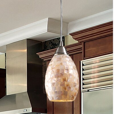 Roehampton 1-Light Mini Pendant Bulb Type: Halogen