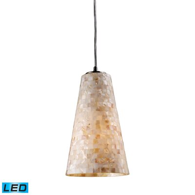 Roehampton 1-Light Mini Pendant Bulb Type: LED