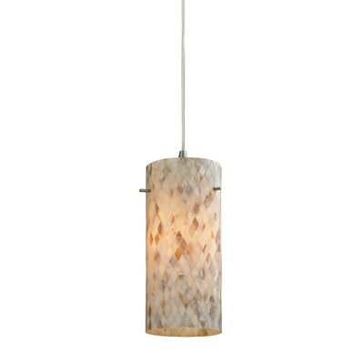 Roehampton 1-Light Mini Pendant