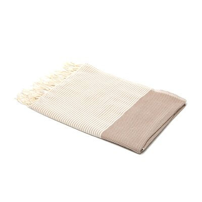 Cotton Bath Towel Color: Cream