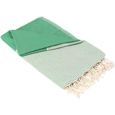 Cotton Bath Towel Color: Sea Green