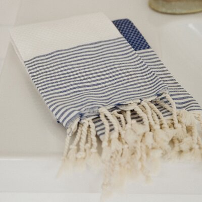 Hand Towel Color: Sailor Blue