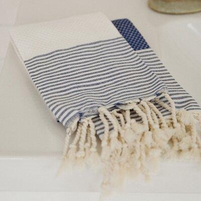 Hand Towel Color: Sailor Blue