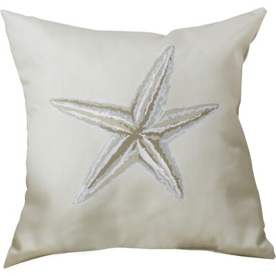 Stonington Down Throw Pillow Size: 20 H x 20 W, Color: Taupe