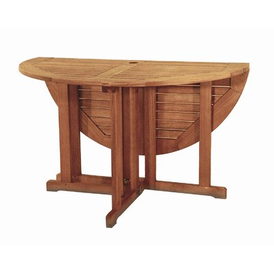 Fabius Round Folding Dining Table