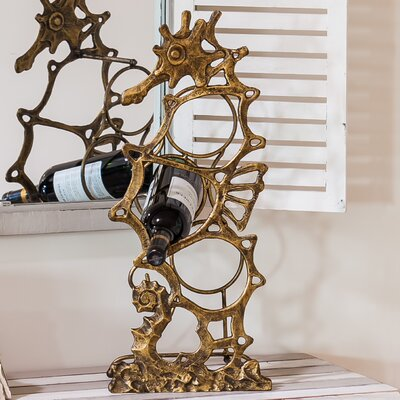 Ismay 3 Bottle Tabletop Wine Rack