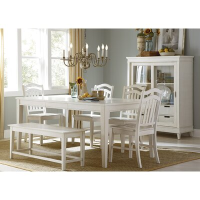 Silver Springs Extendable Dining Table