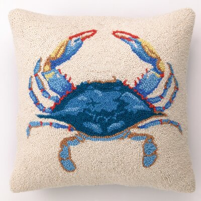 Chapman Wool Throw Pillow