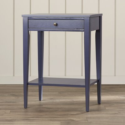 Aureliana Console Table Finish: Blue