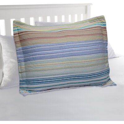 Pine Air Retro Stripe Sham
