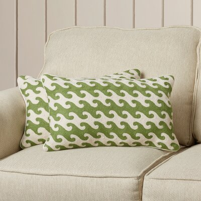 Halifax Wool Lumbar Pillow