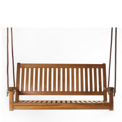 Humphrey Natural Porch Swing