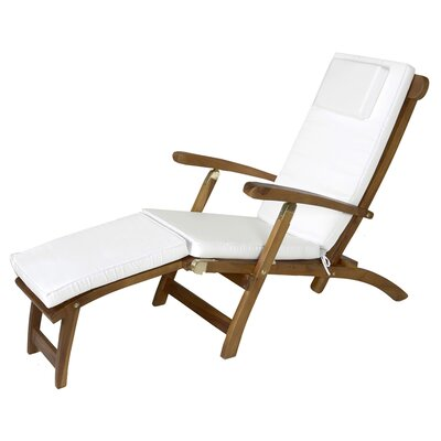 Humphrey Lounge Chair with Cushion