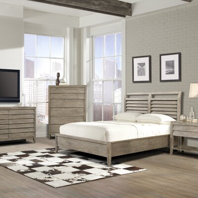 Trawalla Cottage Platform Customizable Bedroom Set