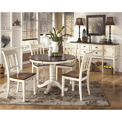 Magellan 5 Piece Dining Set