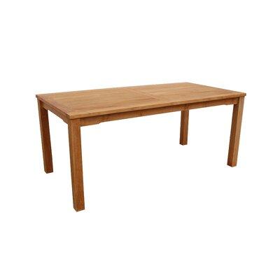 Impressive Rectangular Dining Table Product Photo