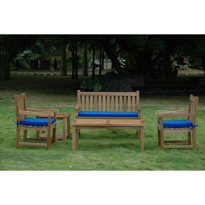 Farnam 5 Piece Bench Seating Group