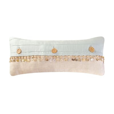 Somerset Patchwork Cotton Lumbar Pillow