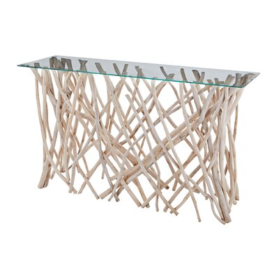 Maynard Traditional Console Table