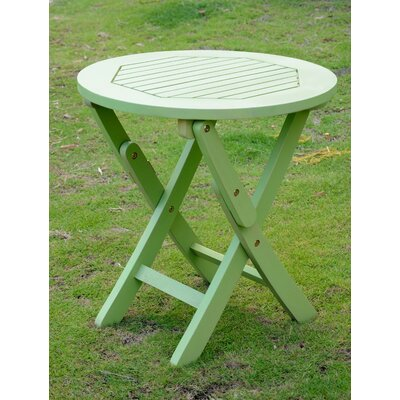 Bristol Side Table Finish: Mint Green