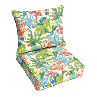 Bronson Outdoor Lounge Chair Cushion