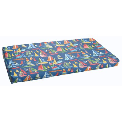 Ponce Outdoor Bench Cushion Size: 60 x 19