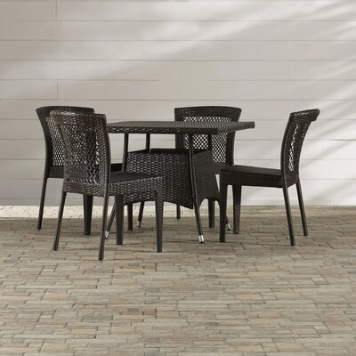 Mireia 5 Piece Dining Set