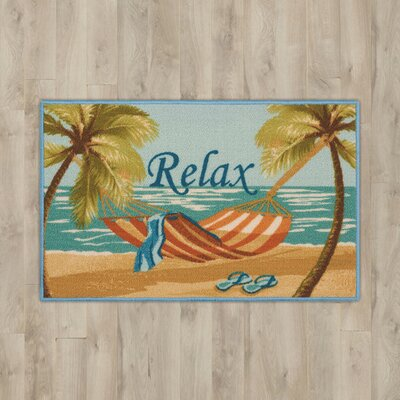 Ginevra�Blue Relax Area Rug