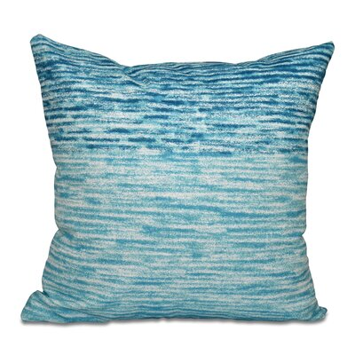 Rocio Ocean View Throw Pillow Size: 18 H x 18 W, Color: Teal