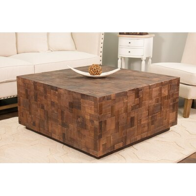 St. Lucie Coffee Table Color: Walnut