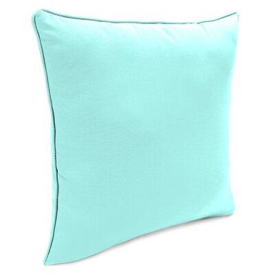 Grenelefe Indoor/Outdoor Throw Pillow Color: Sunburst Pool