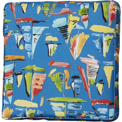 Wallon Corded Outdoor Dining Chair Cushion