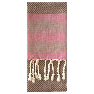 Hand Towel Color: Chocolate
