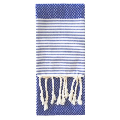 Hand Towel Color: True Blue