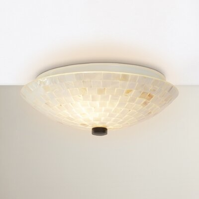 Roehampton 2-Light Flush Mount