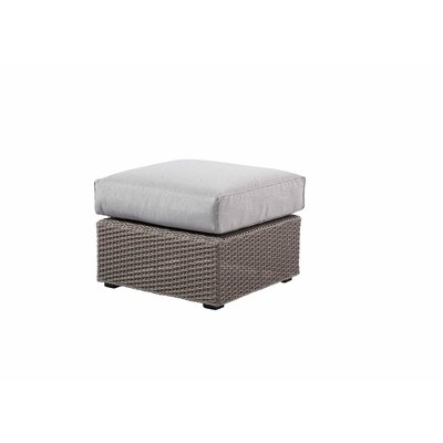 Farallon Ottoman with Cushion