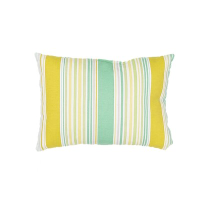 Pierpoint Stripe Indoor/Outdoor Lumbar Pillow