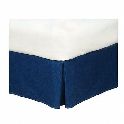 Aliana 100 Thread Count Bed Skirt Size: Twin