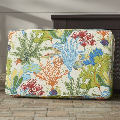 Evadne Corded Indoor/Outdoor Floor Cushion