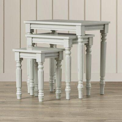 Bellmore 3 Piece Nesting Tables