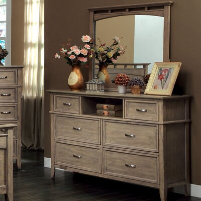 Cartwright 6 Drawer Dresser