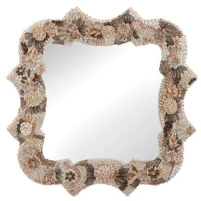 Farmington Natural Square Antoinette Shell Mirror ROHE4126 40850330