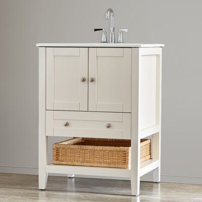 Hammel 25 Single Bathroom Vanity Set