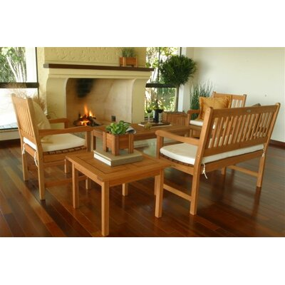 Elsmere 5 Piece Lounge Seating Group