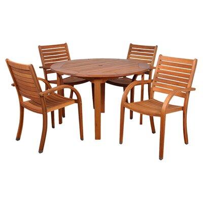 Elsmere 5 Piece Dining Set