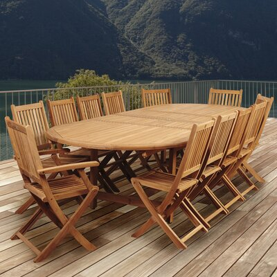 Elsmere 13 Piece Dining Set