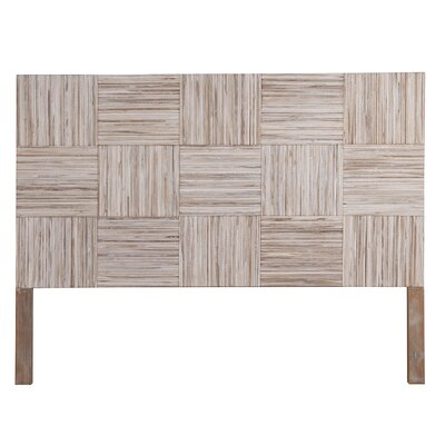 Alexandria Panel Headboard Size: King