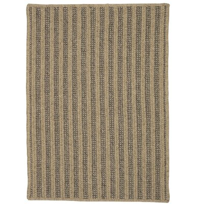 Cadenville Hand-Woven Area Rug Rug Size: 5 x 7