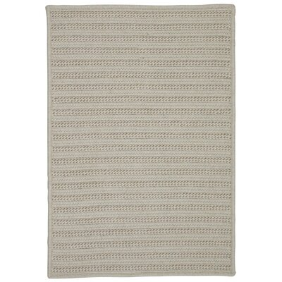 Tidewater Hand-Woven Natural Indoor/Outdoor Area Rug Rug Size: 6 x 9
